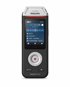 Philips Enregistreur Voicetracer audio pour Interviews et Notes DVT2110