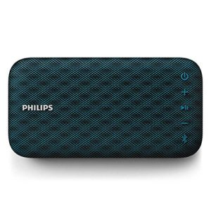 Philips Everplay BT3900A Enceinte Bluetooth Waterproof, Antichoc, avec Dragonne USB, Micro, Compacte, Bleu