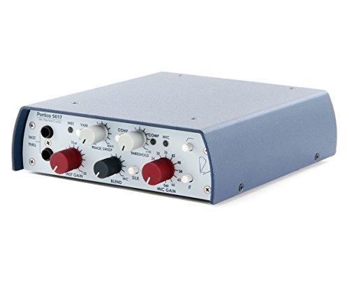 Portico 5017 Duo MicPre/Phase DI/Compressor
