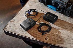 Sennheiser Système de micro-cravate sans fil (EW 112P G4-A)
