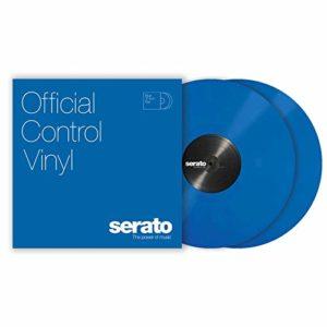Serato SCV-PS-BLU-2 Contrôle Vinyle Bleu