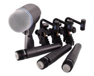 Shure dmk57–52Microphone