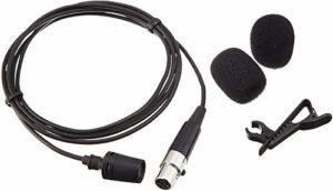 Shure Microphone Cravate Statique