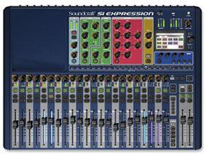 SOUNDCRAFT 5028950 Si Expression 2 Console numérique 24 voies