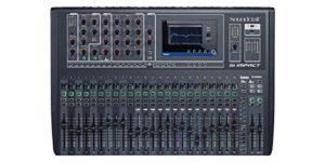 SOUNDCRAFT 5056170 Si Impact Console numérique 40 entrées