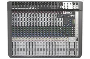 Soundcraft Signature 22 MTK mixage 22 canaux multitraccia