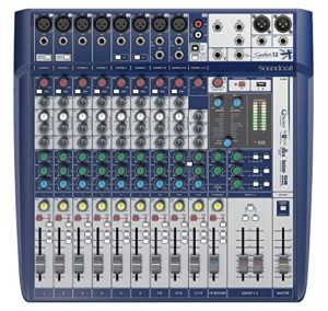 Soundcraft signature12 – Signature 12