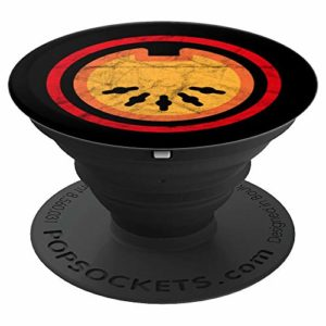 Synthétiseur MIDI DAW Producer Vintage VST Synth Analog Nerd PopSockets Support et Grip pour Smartphones et Tablettes