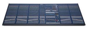 Table de mixage pour orchestre YAMAHA IM8-40, 40 voies