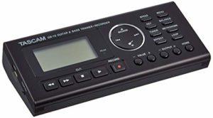 Tascam GB-10 enregistreur pour Instruments de Musique