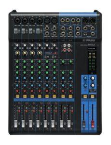 Yamaha – MG12 – Table de Mixage Analogique – Noir