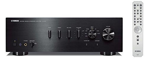 Yamaha A-S701 Amplificateur 2.0 160 W Noir