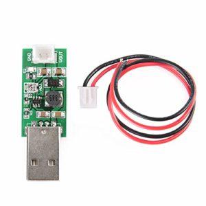7W USB DC 5V à 6V 9V 12V 15V Réglable Tension de Sortie Step-up Board DC-DC Boost Convertisseur