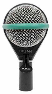 AKG D112MKII microphone dynamique Bass-drum
