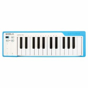 Arturia MicroLab – Clavier contrôleur 25 touches bleu