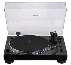 Audio-Technica AT-LP120xBTUSB Platine à entraînement direct (Bluetooth & USB)