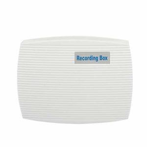 Boîte d'enregistrement téléphonique, enregistreur de téléphone Fixe USB à 2 canaux, enregistreur de téléphone activé par la Voix, Enregistrement bidirectionnel