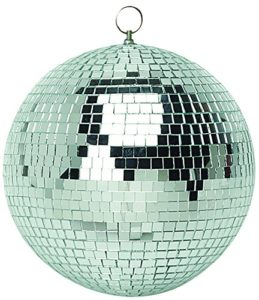 Boule disco FXLab G007AC – 250mm