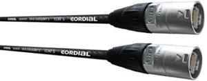 Cordial CSE 75 NN 5 D Câble de données Ethercon CAT5e – 75m