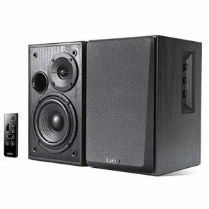 Edifier R1580MB Negro – Altavoces activos Con entradas de micrófono