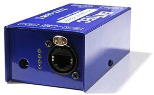 Enttec ODE 70405 Interface de contrôleur d'éclairage ArtNet DMX 512 Ethernet MK2 RDM