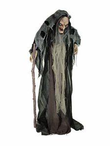 EUROPALMS Sorcière d'Halloween Nahema 160 cm