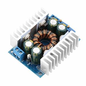 iFCOW Convertisseur de tension de descente DC5-30 V à 1,25 à 30 V automatique Step Up/Down Convertisseur Boost/Buck Voltage Regulator Module