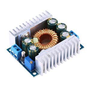 iFCOW Module abaisseur de puissance DC-DC Buck Abaisseur Module Convertisseur 4.5V-30V à 0.8V-12V 100W 12A