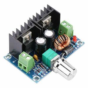 iFCOW Module abaisseur réglable Régulateur de tension DC-DC Haute puissance Module abaisseur 4-40V à 1,25-36V