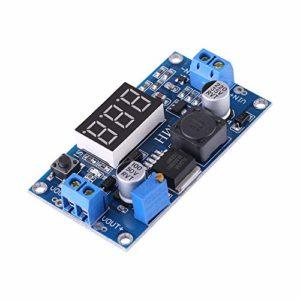 iFCOW Step Up Module de tension DC-DC Boost Convertisseur 4,5 V-32 V à 5 V-35 V