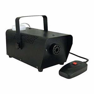 Machine à fumée 400 W Brouillard Disco Party Effet Halloween avec télécommande