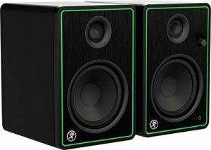 Mackie CR5-XBT Paire de moniteurs de studio actifs 5 pouces 80 W avec Bluetooth