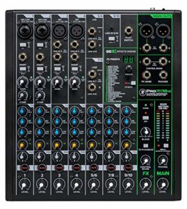 Mackie ProFX10v3 Table de mixage