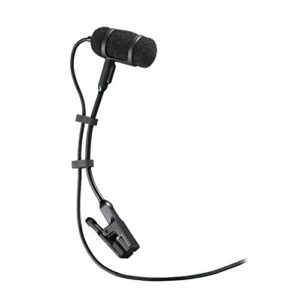 Micro cardioïde à condensateur pour instrument, Audio-Technica PRO35