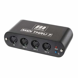 Midi tech MIDI thru 7 v2