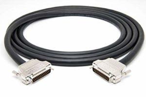 Mogami 3162 8 Multipaire Câble Numérique AES/EBU 110 Ohm Studio | Gold DB25 DSUB D-Sub 25 | HiFi 10 m Compatible avec Tascam/Yamaha Crossover Pinout