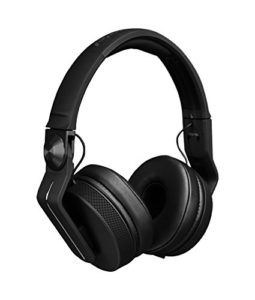 Pioneer DJ HDJ-700-K DJ Headphones – Matte Black