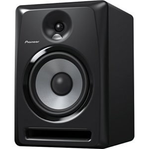 Pioneer Pro DJ S-DJ80X 8-Pouce Active Reference Speaker, Black