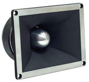 Pyle-Pro PDBT78 Haut-parleur Bullet Horn Tweeter 10 x 12 cm