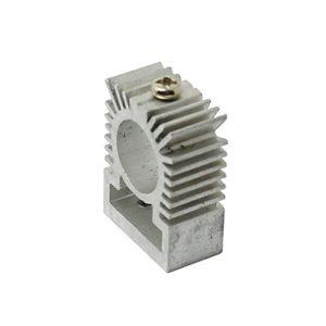 Q-baihe Radiateur en aluminium Dissipateur de chaleur 20x 27x 11mm pour 12mm module Laser