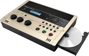 Roland CD-2U-Recorder Enregistreur nomade sur CD/cartes SD