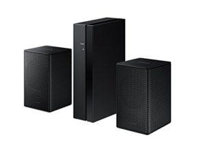 Samsung SWA-8500S Haut-Parleur Noir – Sets d'enceintes (2.0 canaux, Universel, Noir, CE, 50 x 132 x 201,3 mm, 7,62 cm)