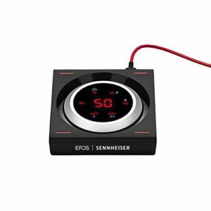 Sennheiser GSX 1000 Amplificateur Audio Gaming avec Son Surround 7.1
