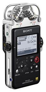 Sony PCM-D100 Mobile DSD/LPCM Recorder – Black