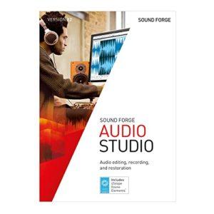 Sound Forge Audio Studio 12 [Téléchargement]