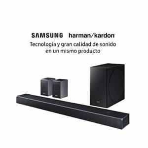 Soundbar Senza DVD Samsung Sist.S.Bar HW-Q90R HK 7.1.4 DbAtmosSubW