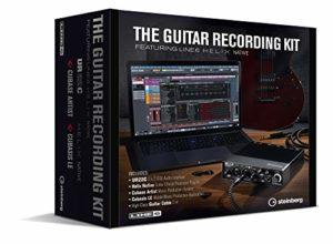 Steinberg – Kit d'enregistrement pour guitare
