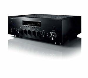 Yamaha R-N803D Noir – 2.1 AV-Receiver (200 Watt, Bluetooth, Wi-FI, Dab+, DLNA)