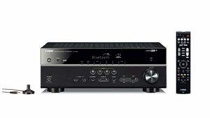 Yamaha RX-D485 Hi-Fi AV, Noir