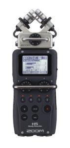 Zoom Zoom H5 FourTrack Portable Recorder Bouchon d'oreille 5 Centimeters Noir (Black)